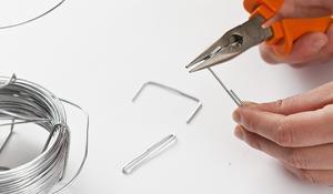 KROK I – Przygotowanie szkieletu stroika