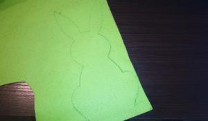 KROK I - Odrysowanie kształtu
